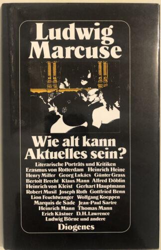 Ludwig Marcuse im radio-today - Shop