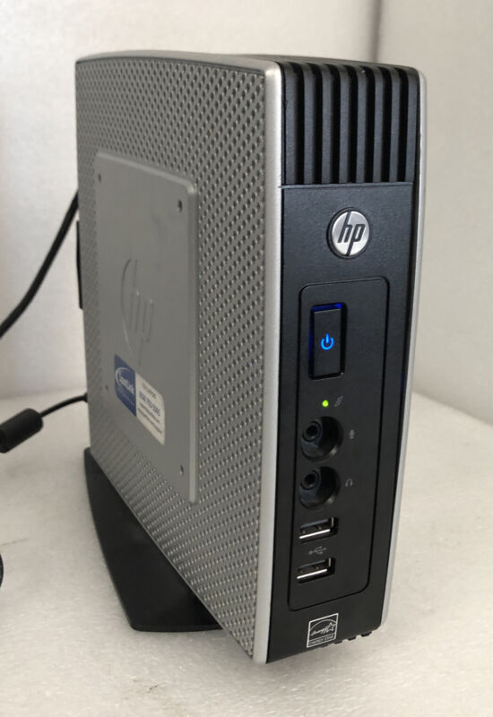 HP t510 Thin Client PC, Via EdenX2 U4200 @ 1 GHz, 2GB Flash, 1GB DDR3 RAM