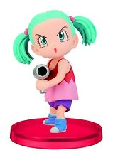 Bandai, Dragon Ball Z World Figure Vol 0, 2.8 inch, Bulma DBZ-05 New and Sealed