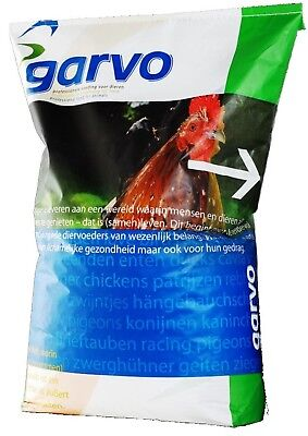 Poultry Layers Mash 5KG quality Chicken hen food Garvo finest ingredients 73050