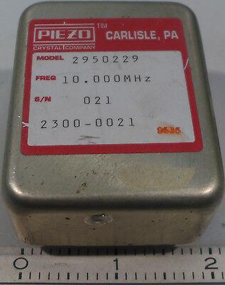 Piezo Oscillator Model 2950229 10mhz