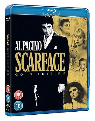Scarface (35th Anniversary Edition) [Blu-ray]