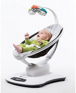 4moms mamaroo Bluetooth version with infant insert
