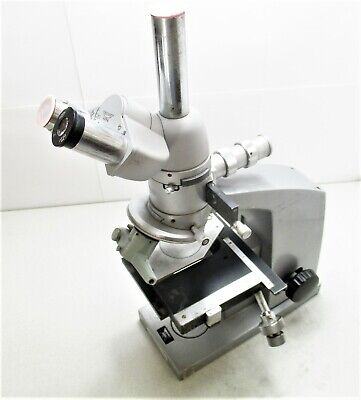 Reichert Microscope With 6 Place Turret