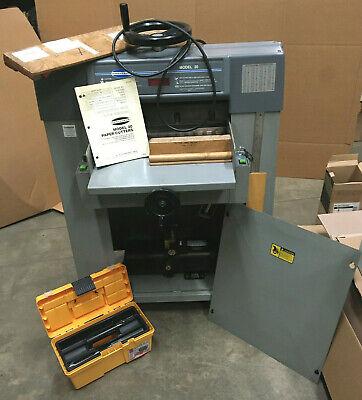 Challenge 20 Hydraulic Paper Cutter - Model 20