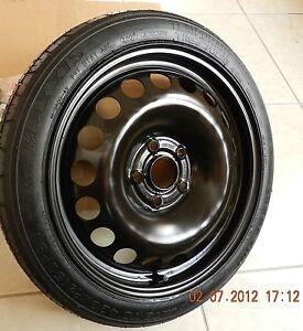 2011 2012 chevy cruze spare tire wheel donut 16 034 oem new genuine ebay. Black Bedroom Furniture Sets. Home Design Ideas
