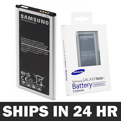 Original OEM Samsung Galaxy Note 4 IV Battery BN910B SM-N910 N910A N910T Retail