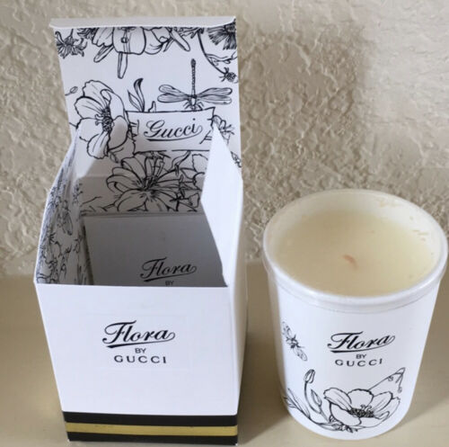 💖Gucci Flora Vintage Candle Very Special Collectible RARE Beautifully Scented
