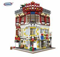 Toystore/Bookstore - GebäudeModell City/Stadt NEU 5400 Teile Hannover - Buchholz-Kleefeld Vorschau