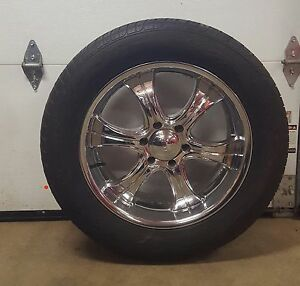 Rims 20 inch and tires