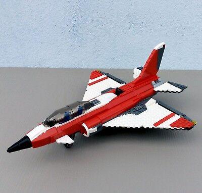 LEGO CREATOR - 5892 - Sonic Boom - 3 en 1 - Avion - JOUETS - BRIQUES