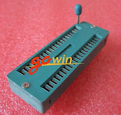 New Multi-function Universal 40P 40Pin ZIF ZIP DIP IC Test Tester Board Socket