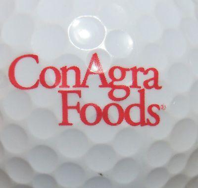1  Conagra Con Agra Foods Logo Golf Ball