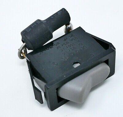 10x - Defond Spdt 3-position Rectangular Rocker Switch 7a 250v 15a 125v Thin