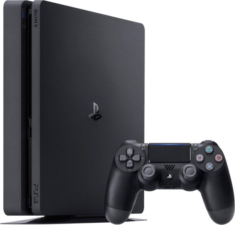 Sony PlayStation4 1TB Console Black 3002337