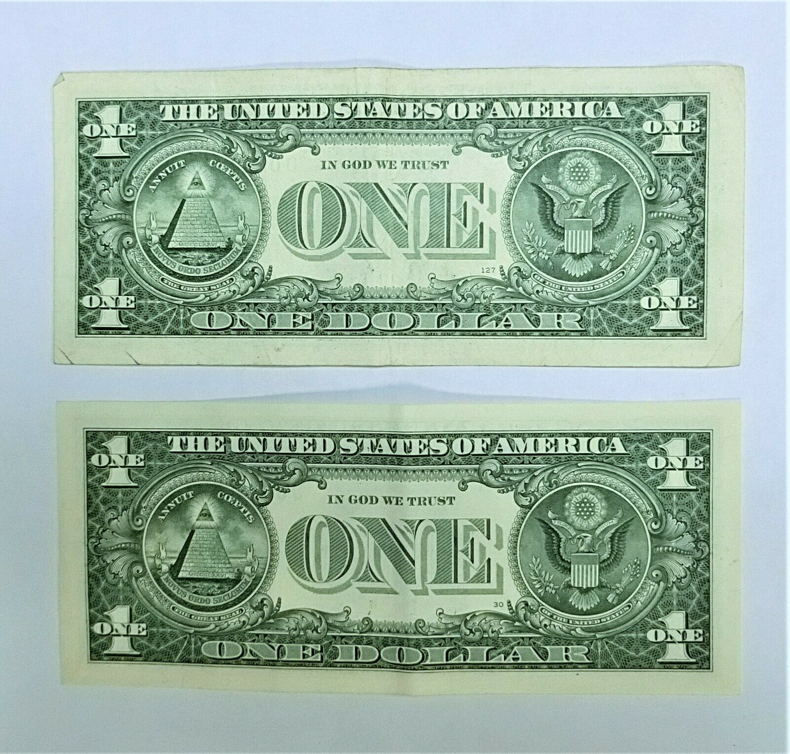 2013 1 2017 1 1 ONE DOLLAR STAR NOTE CURRENCY, BILL 123  - $13.87
