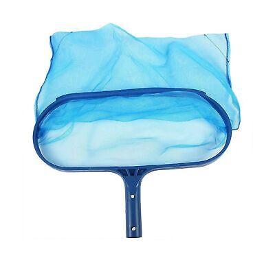 Pool Skimmer/Pool Cleaner, Pool Leaf Net & Heavy Duty Swimming Pool Deep-Bag Rak