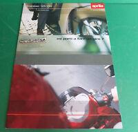 Aprilia Scarabeo 125 250 Italy Catalogo Brochure Depliant Catologue Katalog -  - ebay.it