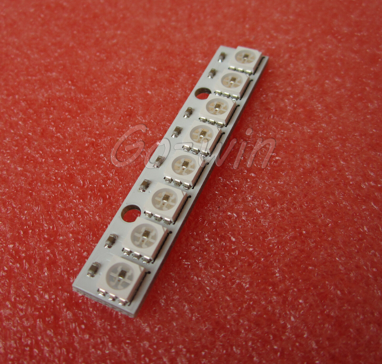 NEW 8x WS2812 5050 RGB LED Driver Board Chainable Board for Arduino L1ST
