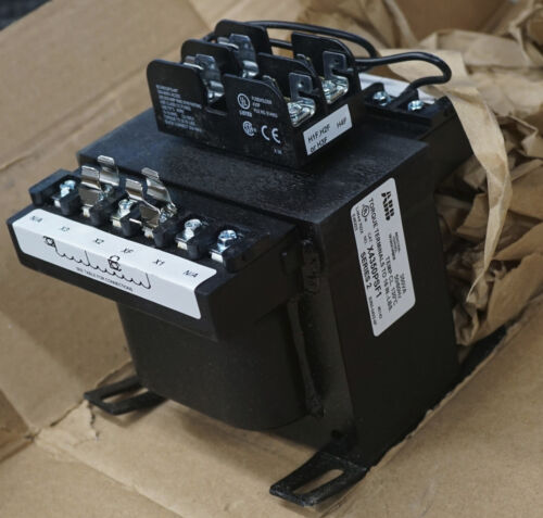 ABB X4350PSF1 S2 TRANSFORMER 350VA 208/230/460 PRIMARY 24/115 SECONDARY 50/60 HZ