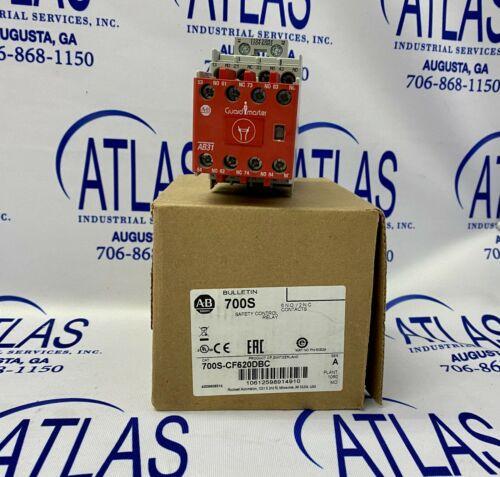 Allen-Bradley 700S-CF620DC Safety Control Relay