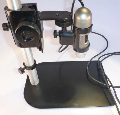 Dino Lite AM-413 T Digital microscope and precision stand