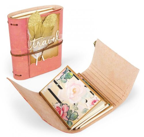 Sizzix Bigz XL Wrapped Journal die #662816 Retail $39.99 by Eileen Hull  AWESOME