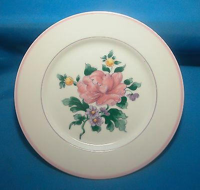 Fitz & Floyd Country Bouquet Salad Plate Japanese China