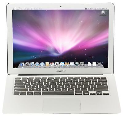 Apple 13 inch MacBook Air (Mid 2017) 1.8GHz Core i5 8GB RAM 128GB SSD MQD32LL/A