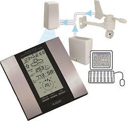 WS-2315AL La Crosse Technology Professional Weather Station Wind Rain CLOSEOUT