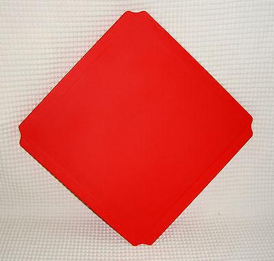 40x40 rote PLATTE QUADRO NEU für Stühle + Möbel ROT 00305 Platten