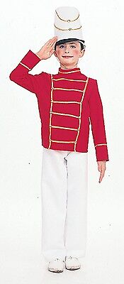 Nutcracker Halloween Costume (Rubies Toy Soldier Nutcracker Uniform Childrens Boys Halloween Costume)