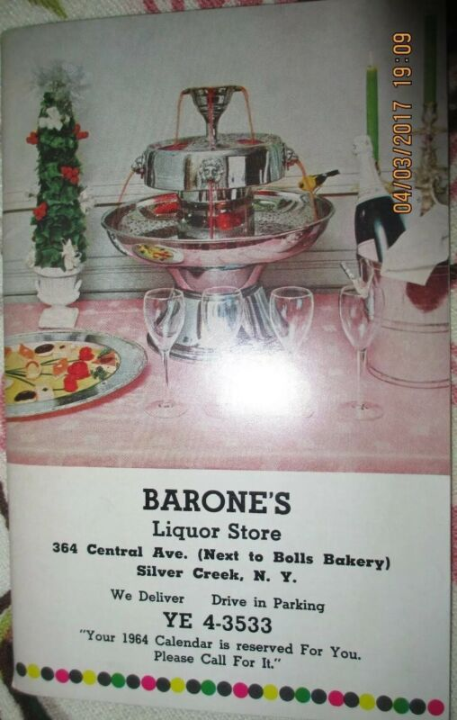 1963 Vintage Barone