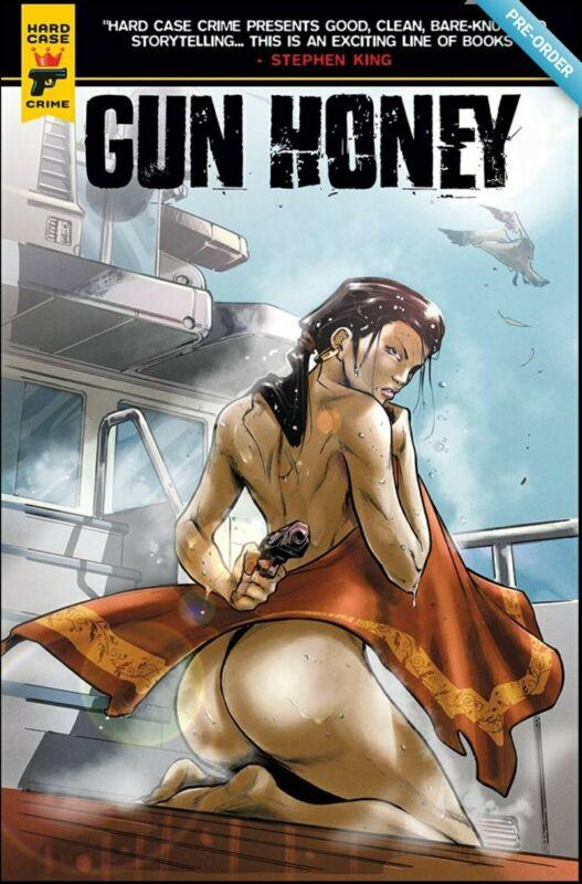 GUN HONEY #1 Camerini Variant Cover D-  Titan Comics