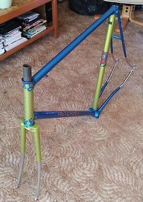 """Hetchins vintage racing bike frame 24"""" refurbished Super Special 6 days road 531"""