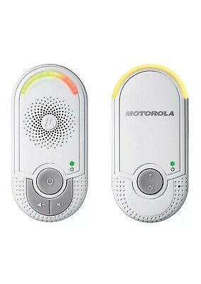 Motorola MBP8 Baby / Child / Kid Audio Monitor - Plug And Play