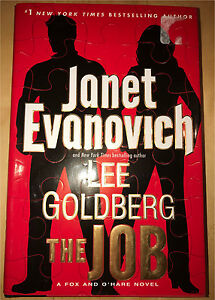Janet Evanovich and Lee Goldberg The Job Hardcover