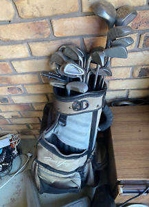 Set of steel golf clubs Samford Valley Brisbane North West Preview