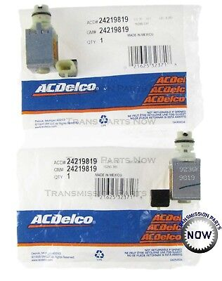 ACDelco GM Original Equipment 24219819 includes 2 solenoids 4T65E Trans 84421GK