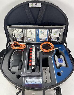 Corning Unicam Connector Tool Kit Tkt-unicam-pfc - Fiber Optic - Exc In Case