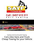24/7 Sydney Towing Services call 0 today 4 qoute Sydney City Inner Sydney Preview