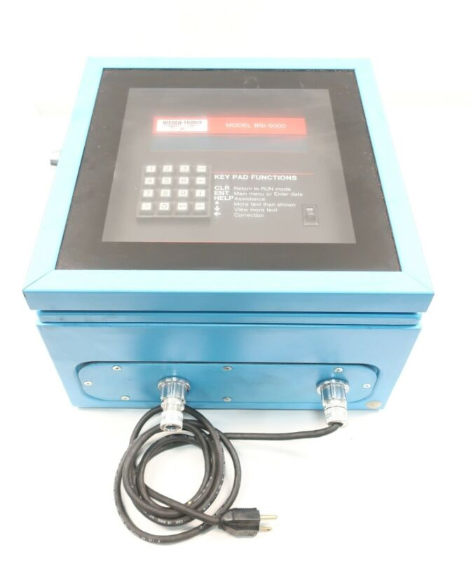 Weigh Tronix BSI-5000 Weight Scale Control Unit