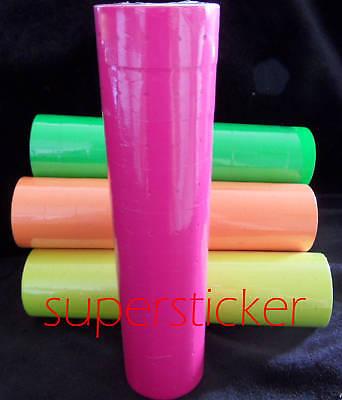 1 Tube X 5000 Tags Pink Labels Refill For Motex Mx-5500 L5500 Mx989 Price Gun