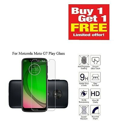 Gorilla Tempered Glass Film Screen Protector Glass For Motorola Moto G7 Play