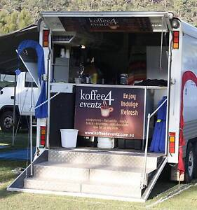 COFFEE BUSINESS FOR SALE - MOBILE - KOFFEE4EVENTZ Marburg Ipswich City Preview