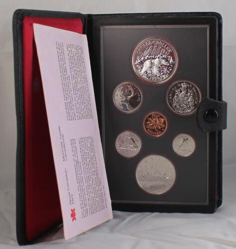 Canada 1980 Double Dollar Specimen set  #162014