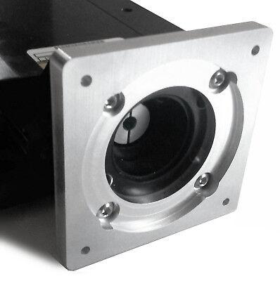 Cnc Adapter - Mount A Nema 34 Stepper Motor To A Nema 23 Housing
