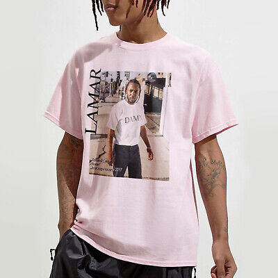 Lamar Magazine T Shirt Kendrick Hip Hop Music Vintage Style Picture Tee