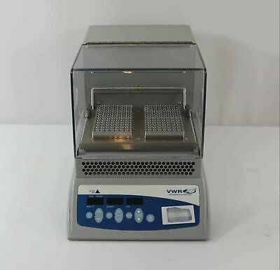 Vwr Microplate Orbital Shaker 97027-346