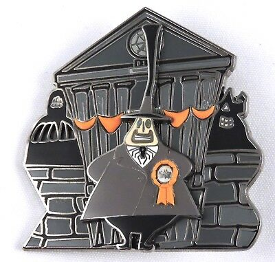 Disney Halloweentown 2005 Mayor Pin Collection 2005 Mayor Pin NBC LE 1500